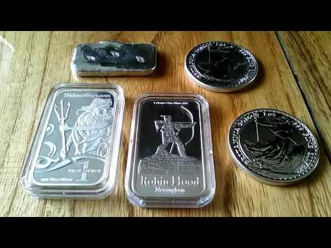 How to get some free Gold & Silver! - Earn cashback when buying Silver or Gold!
