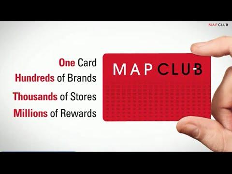 MAP CLUB, Powered by Aimia