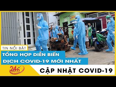 Tin tức covid-19 mới nhất ngày hôm nay 2/6. Dịch Corona Việt Nam thêm 53 ca mới Bắc Giang nhiều nhất