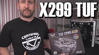Asus X299 TUF Review Sabertooth