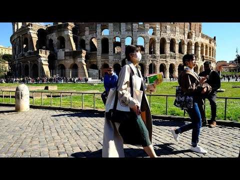 Italy Reopens To Tourists From Europe After Economically Crippling Lockdown