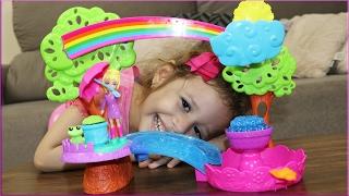 Minha Boneca Polly - ABRINDO MEU PRESENTE DE ANIVERSÁRIO