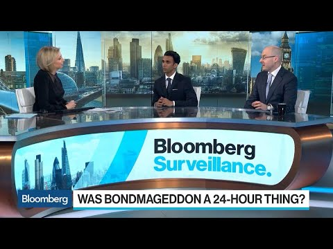 Armstrong, Patel on the Outlook for Treasuries