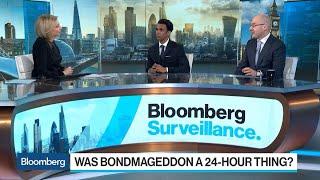 Viraj Patel talks about the FX blues on Bloomberg TV