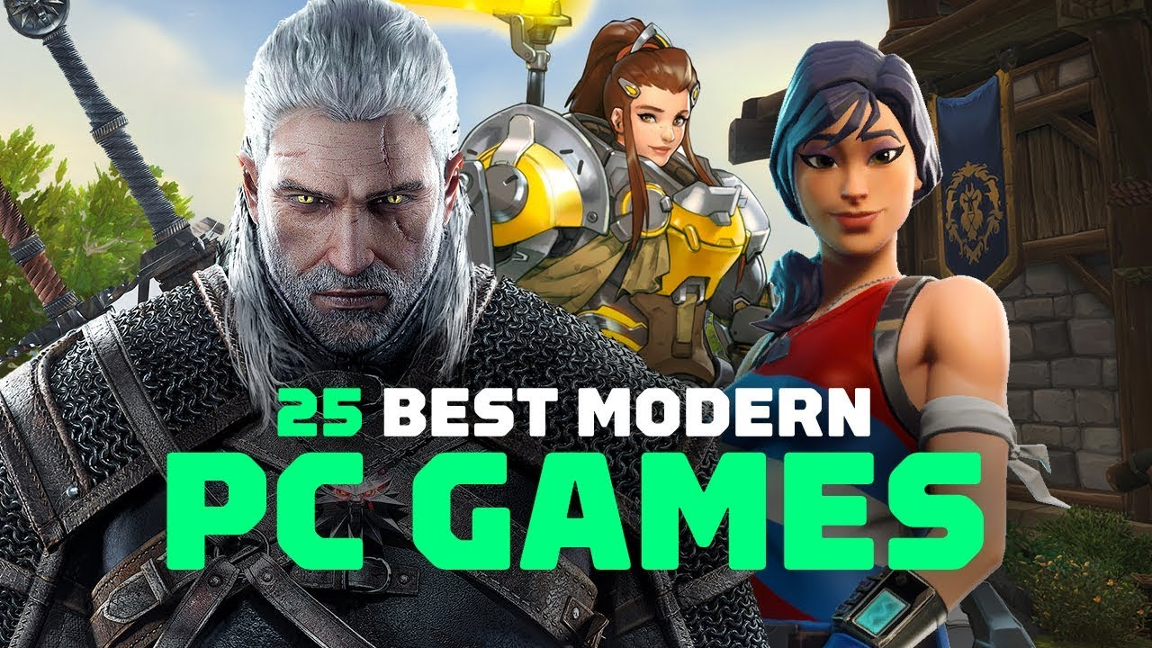 25 best modern pc games fall 2018 update youtube. Black Bedroom Furniture Sets. Home Design Ideas