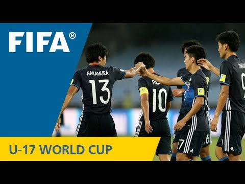 Match 34: Japan v New Caledonia – FIFA U-17 World Cup India 2017