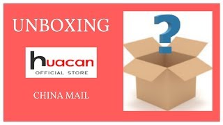 Diamond Painting - UNBOXING - huacan official store on AliExpress