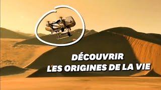 Dragonfly, le drone de la NASA pour cherche une trace de vie extraterrestre sur Titan