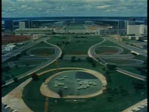 Brasilia Segment from The Shock of the New