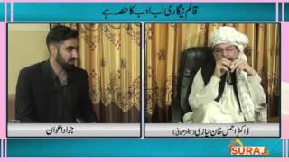 Dr Ajmal Khan Niazi Interview Part 1