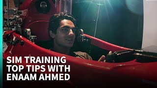 how to get the best out of a racing simulator