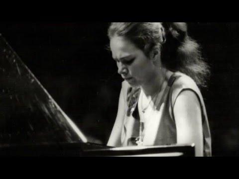 Ewa Pobłocka – Etude in C sharp minor, Op. 25 No. 7 (1980)
