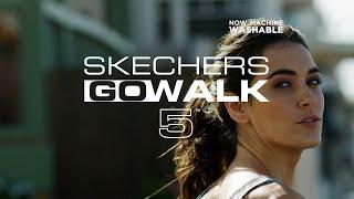Skechers GOwalk 5 commercial