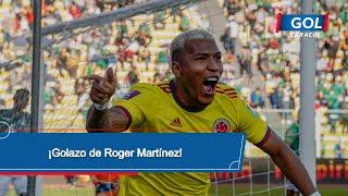 Gol de Roger Martínez partido Bolivia vs Colombia - Eliminatorias Sudamericanas