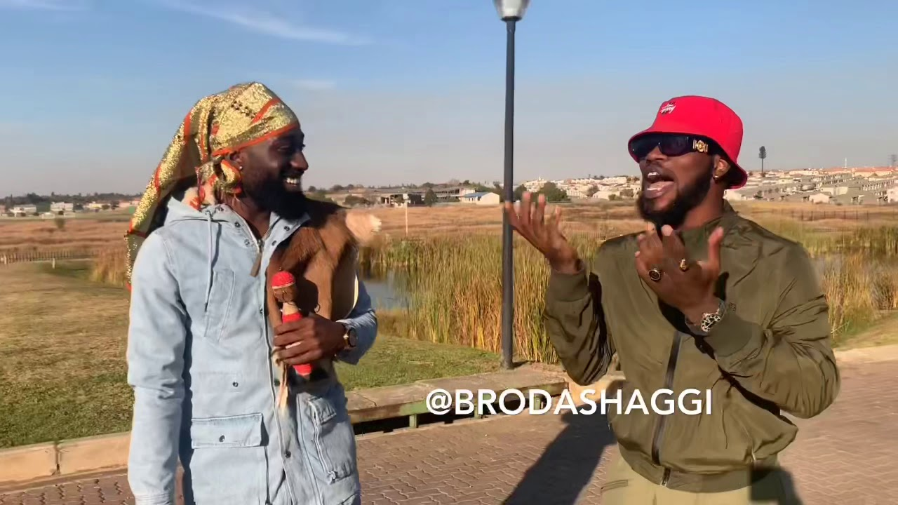 ???? SOUTH AFRICAN CITIZEN ???? (full video) #brodashaggi #southafrica #laughs #comedy