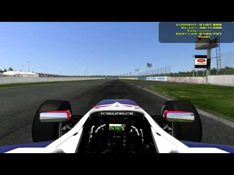 rFactor 2 Let's Play - Formula Two - Folge 1