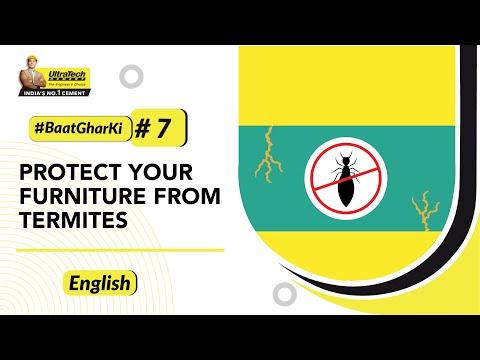 Pre-Construction Anti-Termite Treatment | UltraTech Cement