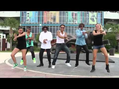 Psy  Gangnam Style With Shad Khan Parody