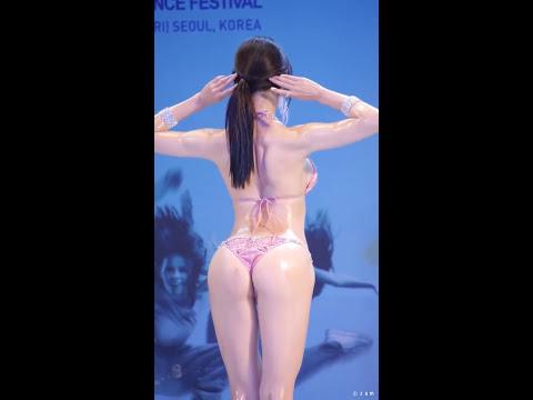 hoa hậu hàn quốc phần thi áo tắm