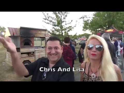 Italian Festival At Mount Loretto S.I., NY...With Chris And Lisa