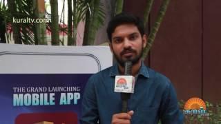 Cinema Hub App Launch