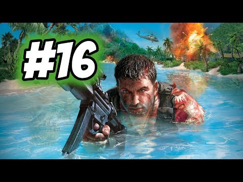 Far Cry Walkthrough HD - Level 16 - River