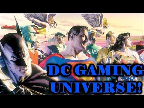 DC GAMING UNIVERSE!