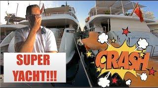 We Crashed A Luxury Super Yacht (Captain's Vlog 95)