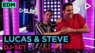 Lucas & Steve (DJ-set)   SLAM!