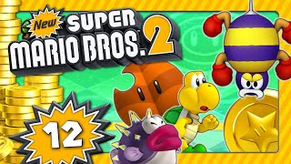 Welt BLUME 💰 NEW SUPER MARIO BROS. 2 #12