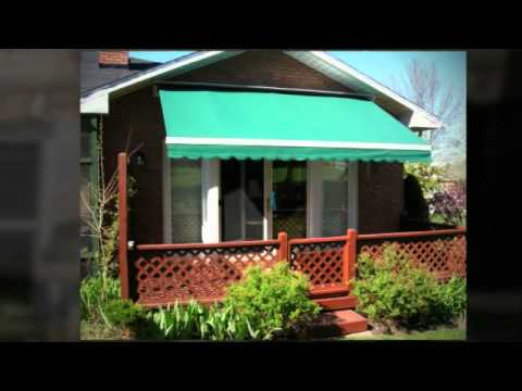 Buffalo Retractable Awnings Demonstration Youtube