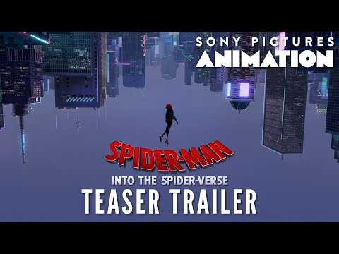 SPIDER-MAN: INTO THE SPIDER-VERSE | Official Teaser Trailer