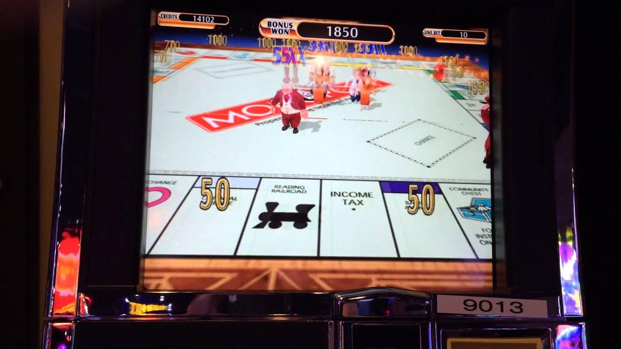 monopoly tycoon slot machine online