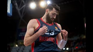 TOKO SHENGELIA * BIG BOSS * BIG CAPTAIN * BASKONIA 2017 - 2018