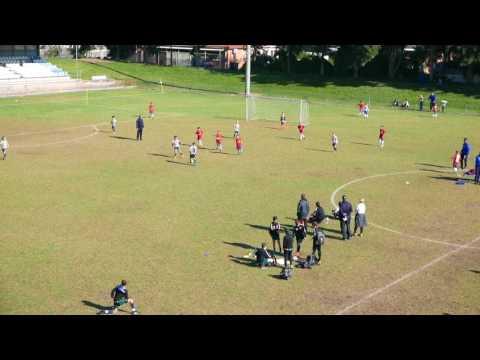 BWE FC vs Spirit FC   U 9 Game 2   23 JULY 2017