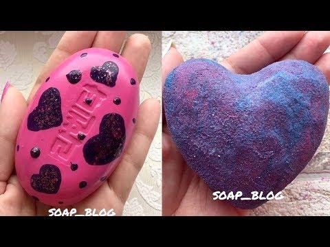 Soap Carving ASMR ! Relaxing Sounds #15 ! (no Talking) Satisfying ASMR Video