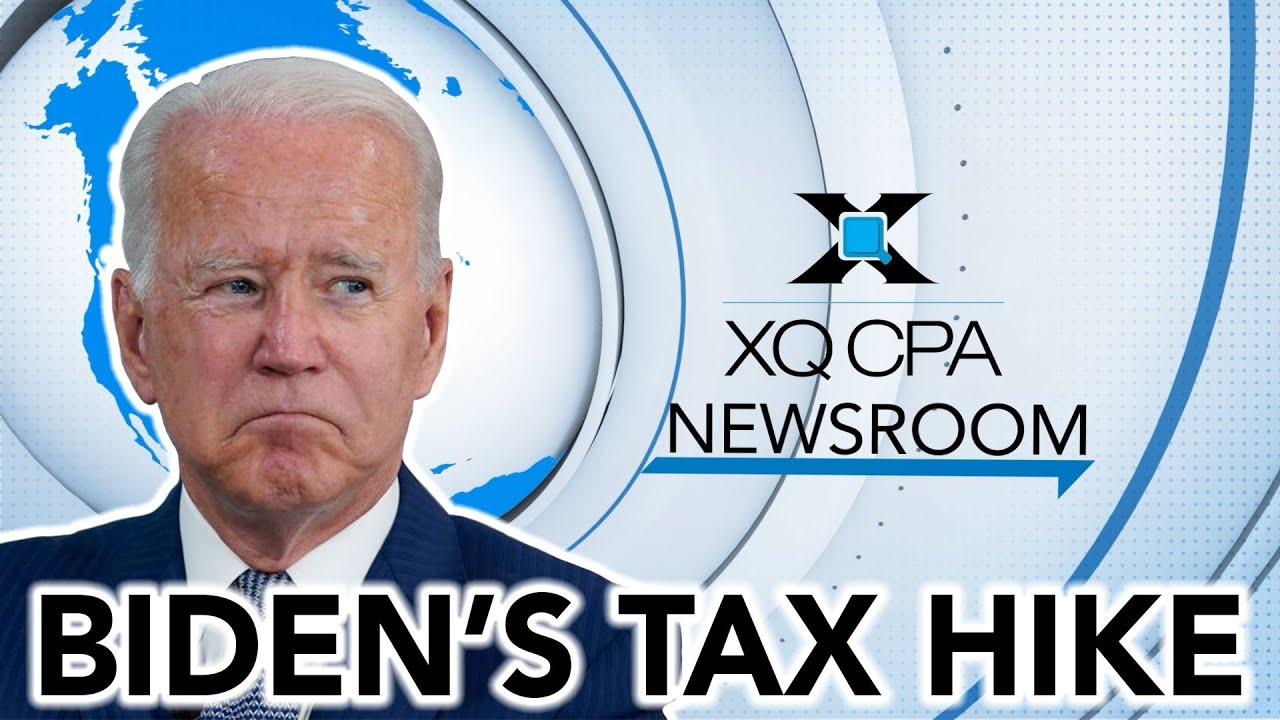 1040 Extension Deadline Nears, Biden Administration Raises Taxes on the Wealthy