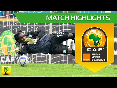 Guinea vs Côte DIvoire (3rd place Match) | Orange African Nations Championship, Rwanda 2016