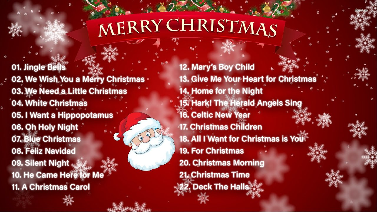 Merry Christmas 2020 🎅🏼 Top Christmas Songs Playlist 🎄 Classic Christmas  Music Playlist - YouTube
