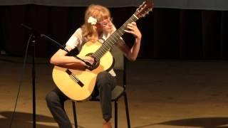Мир Гитары 2015 год. Калуга, Детский фестиваль.