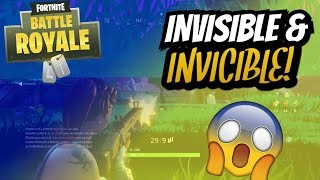 [FORTNITE] GLITCH STAIRS AND INVISIBLE FLOOR