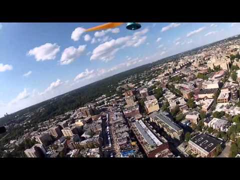 DC Missing Drone Flight & Crash