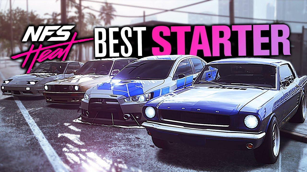 Need For Speed Heat Online Best Starter Car Youtube