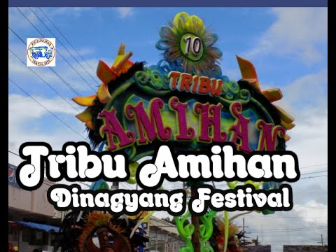 Choose Philippines: TRIBU AMIHAN - DINAGYANG FESTIVAL 2017|FULL HD