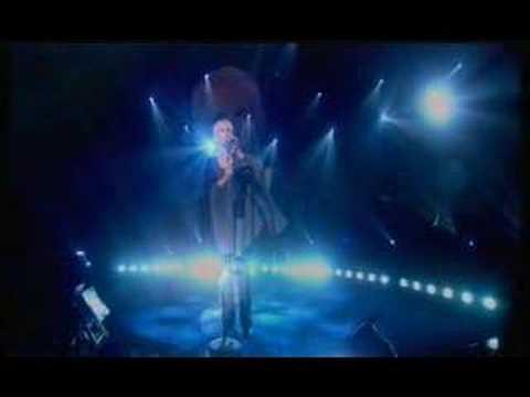 Annie Lennox Dark Road Live on Parkinson UK TV