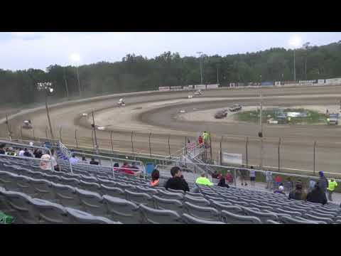 6-1-19 PLYMOUTH SPEEDWAY, PLYMOUTH, IN  CSR SPRINT - F