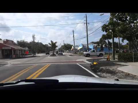 Downtown Bonita Springs Florida Improvement March 2016