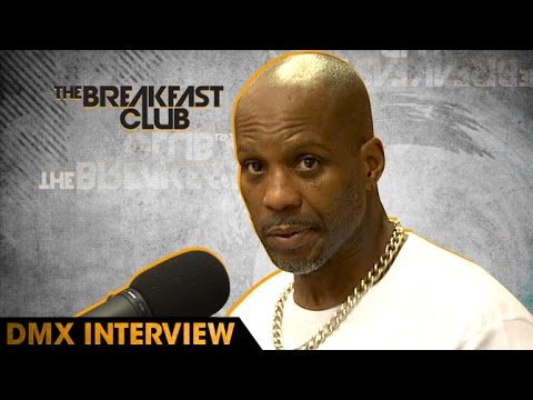 DMX Interview With The Breakfast Club (6-28-16)