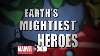 Avengers: Earth's Mightiest Heroes Season 2 Trailer