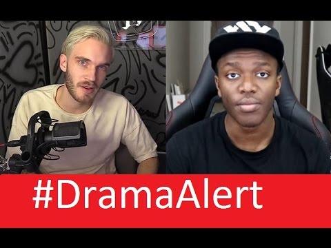 Twitch Streamer DIES on Stream #DramaAlert KSI is BLACK! PewDiePie & WSJ